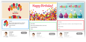 Automated Birthday Emails
