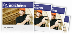 Partner with Builders