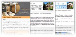 Prospective Home Buyer Tips